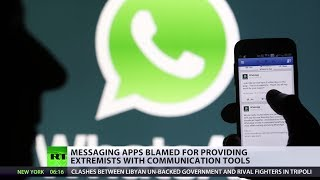 European govts blame messenger apps for allowing extremists to fly under the radar