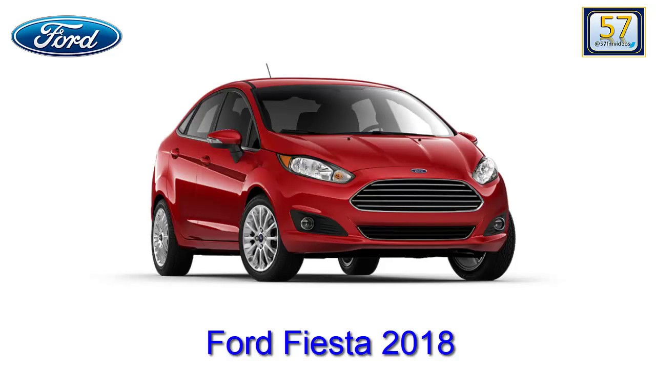 nuevo ford fiesta 2018 colombia youtube. Black Bedroom Furniture Sets. Home Design Ideas