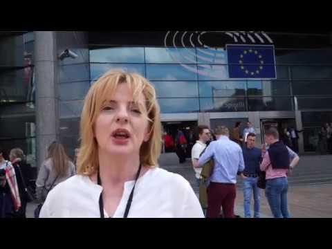 MEP Liadh Ní Riada: multilingual careers in the EP