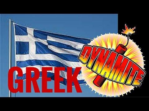 BLOWING UP GREECE?!?! - Greek Dynamite (Part 1)