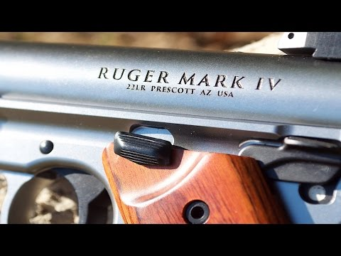 RUGER MARK IV REVIEW