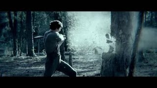 Abraham Lincoln Vampire Hunter Trailer 2 HD 1080p