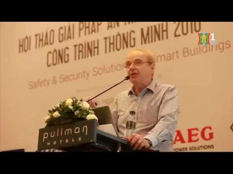 [HANOI TV] Safety & Security Solutions for Smart Buildings