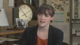 Christy Weaver, Curator, Gresham Historical Society