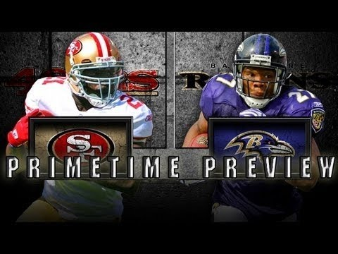 Ravens vs. 49ers - Super Bowl XLVII PREVIEW & Prediction (2012-2013)