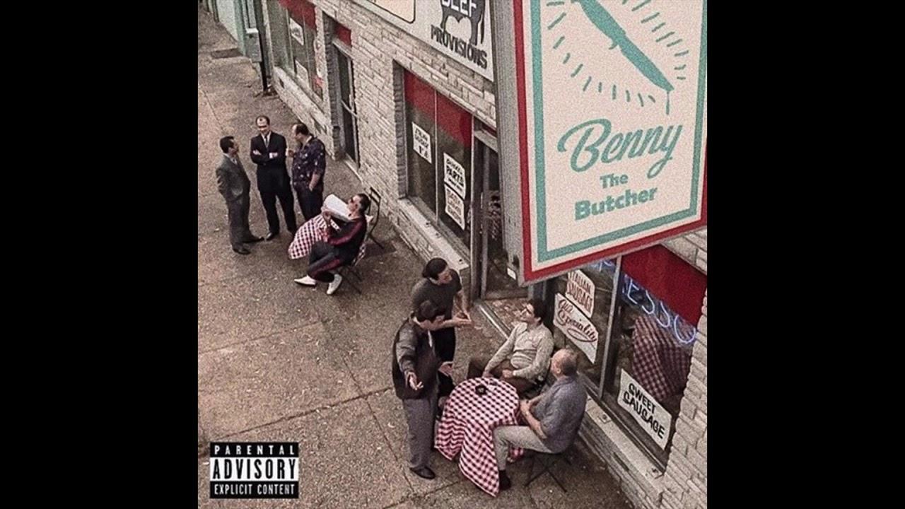 Benny the Butcher & DJ Green Lantern - Satriale's (Feat. El Camino & Conway)