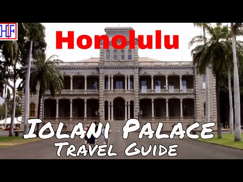 Honolulu | Iolani Palace | Travel Guide | Episode# 10