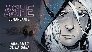 Ashe: Comandante - Entrega #1