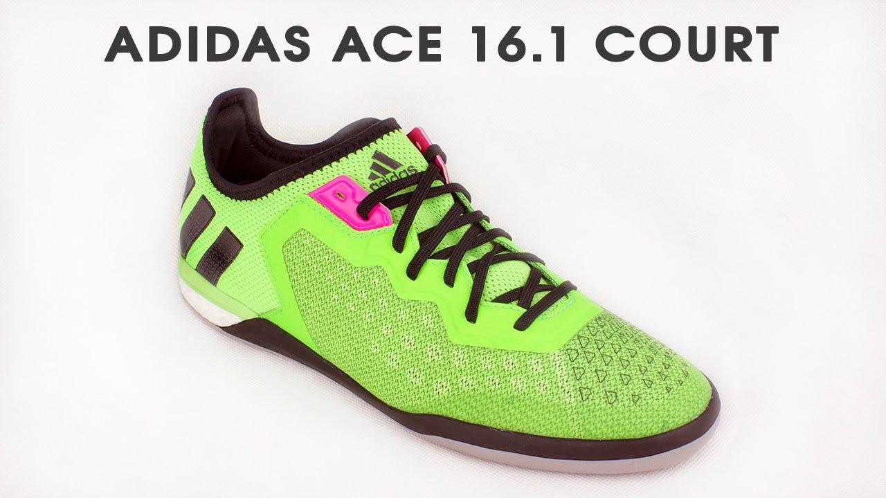 b6f3f7ecb3ea Обзор футзалок Adidas ACE 16.1 Court от Trendsport.ru - YouTube