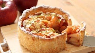 Apple pie|HidaMari Cooking