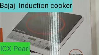 ##Bajaj##Induction Cooker ICX Pearl 1900watt