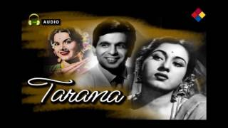Mujh Se Rooth Gaya , Tarana 1951 , Lata Mangeshkar