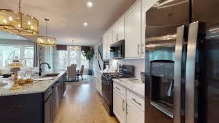 The Wyatt Floorplan By Fischer Homes | Model Home In Bridle Run