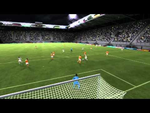 FIFA 12 - LA Galaxy vs Houston Dynamo - 2011 MLS Cup Final - 2011 MLS Cup Final
