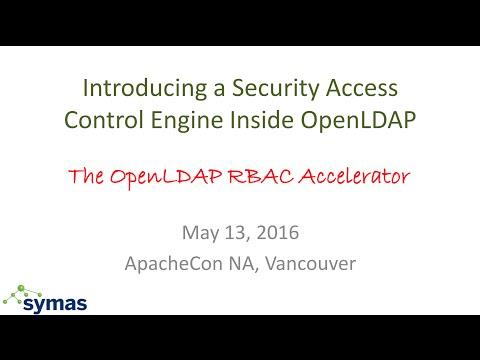 Introducing a Security Access Control Engine Inside OpenLDAP