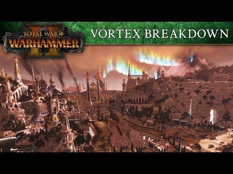 Total War: WARHAMMER 2 - Vortex Campaign Map Breakdown