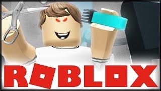 TOHLE UR-IT-NECHCE!!! - Escapa de la peluquería Obby Roblox