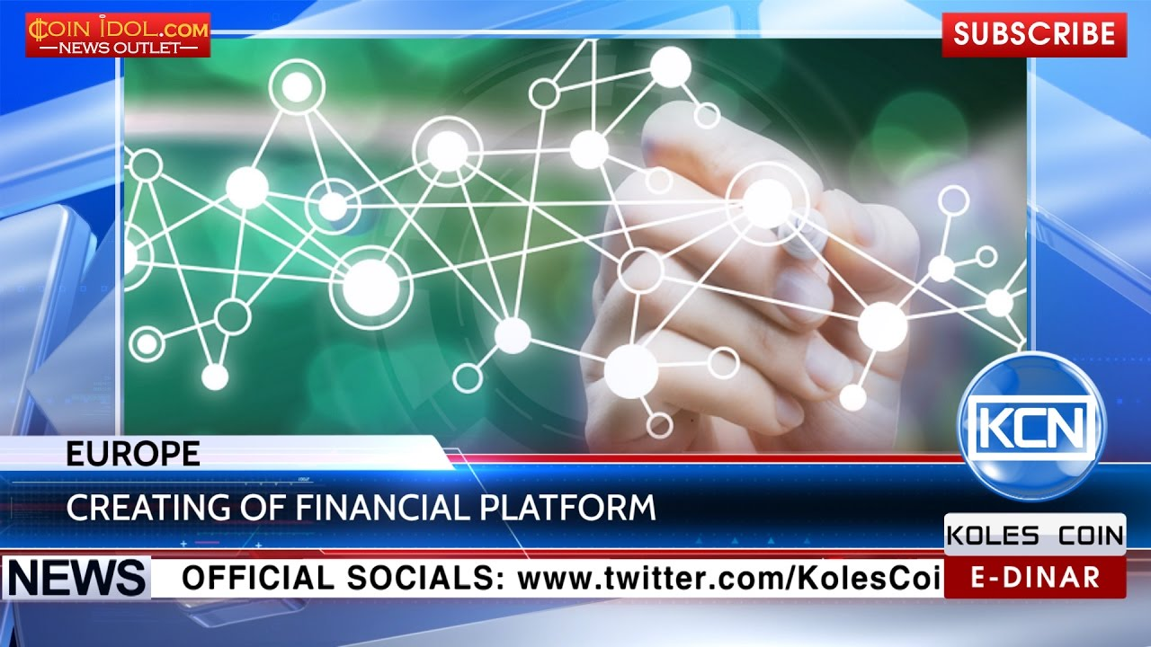 KCN: Seven banks are developing Digital Trade Chain - YouTube
