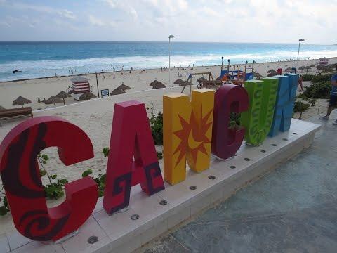 Mexico, tour in Yucatán