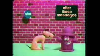 "ABC ""After These Messages"" clips. (Also Very Important message)"