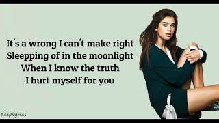 Alesso, Alan Walker ft. Dua Lipa - For You (Lyrics)