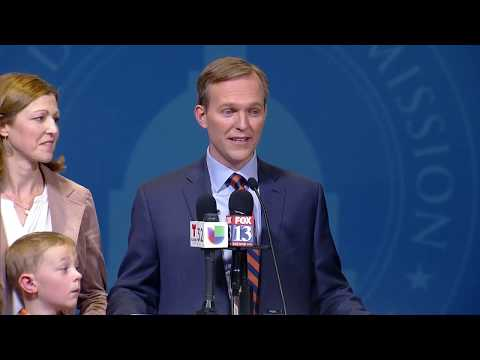 4th Congressional District Candidate Ben McAdams Answers Media Questions