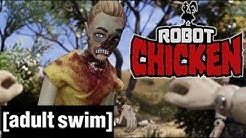 Ich habe Hunger! | Robot Chicken und The Walking Dead | Adult Swim De