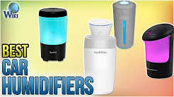 10 Best Car Humidifiers 2018