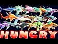 Hungry Shark World - All Sharks Supersized South China Sea (Spike)