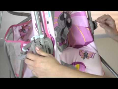 85db577d40 Carrinho de Bebê Galzerano - Reversível - YouTube