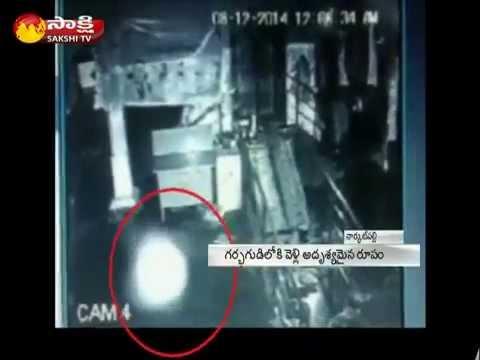 god caught on camera  ayyappa swamy  temple