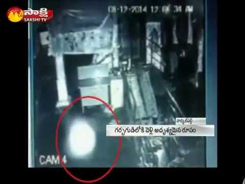 god caught on camera  ayyappa swamy  temple