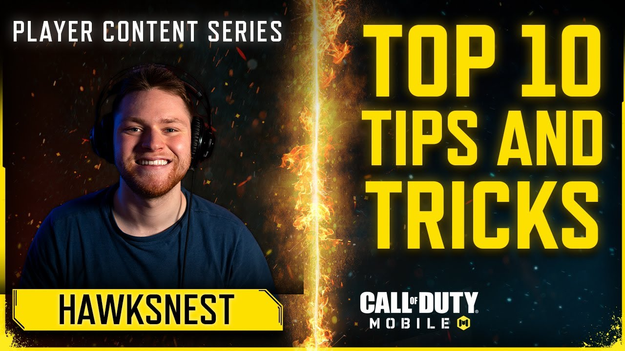 Call of Duty®: Mobile x HawksNest | 10 Pro Tips for Winning Games!