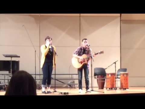 Live Cover of Mat Kearney's