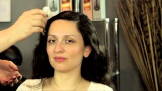 How to Brush a Perm : Hair Care & Maintenance
