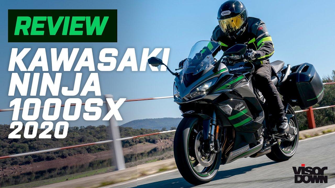 video Kawasaki Ninja 1000SX