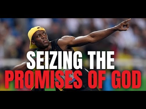 SEIZING THE PROMISES OF GOD Feat.  Billy Alsbrooks New Powerful Motivational Video