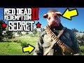 SECRET PIG MASK IN RED DEAD REDEMPTION 2! How to Find New Mask in RDR2