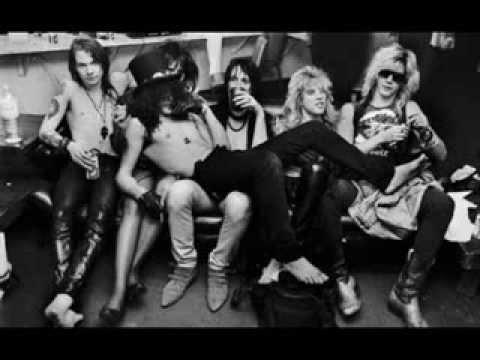 Guns n' Roses- Ain't It Fun
