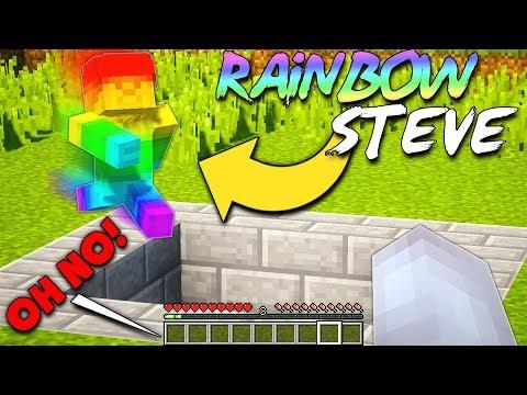 RAINBOW STEVE WAS CAPTURED!