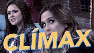 Entrevista Com Clímax - Tatá Werneck + Maisa - Lady Night - Humor Multishow