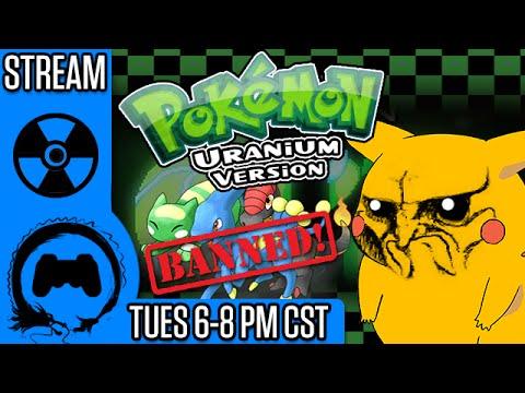 POKEMON URANIUM - BANNED Pokemon Game - Stream Four Star