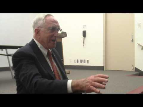 U.S. Former Diplomat - Edward Peck @ CPP W/ MSA
