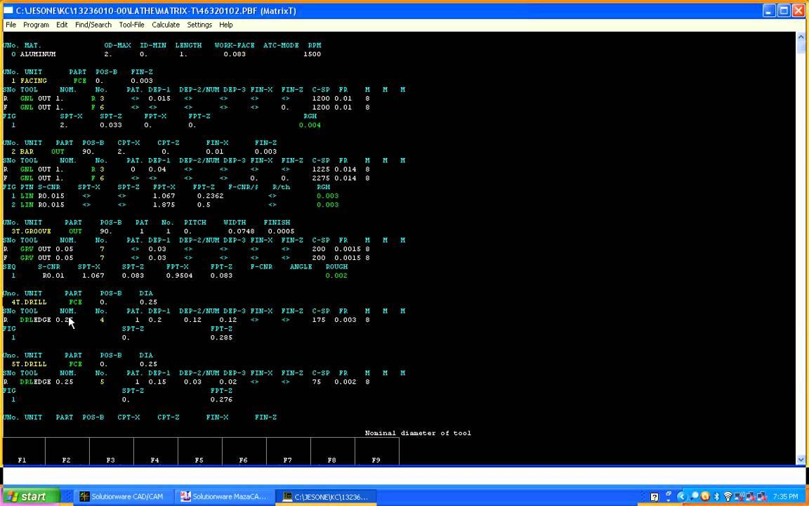 инструкция программирования matrix 2k