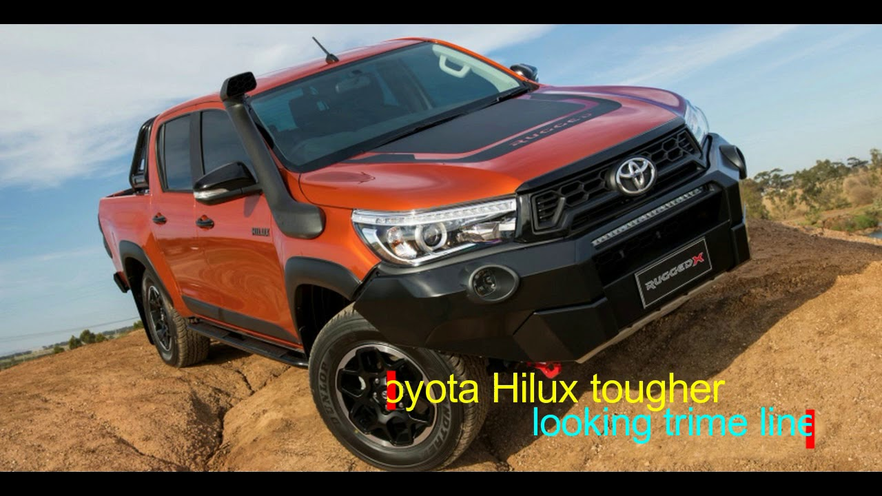 toyota hilux dakar 2018 review autocars news youtube. Black Bedroom Furniture Sets. Home Design Ideas