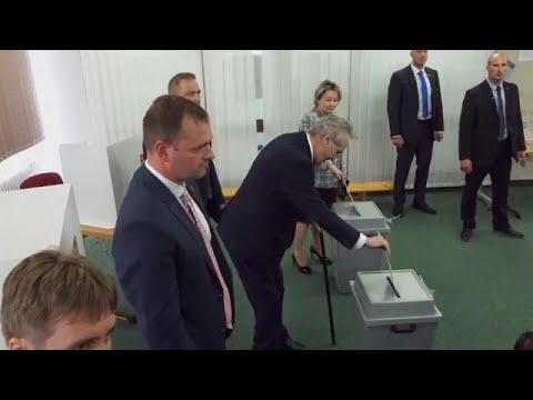 Europeias: República Checa e Irlanda elegem deputados