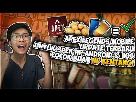 Update Spek HP Minimum Terbaru Untuk Apex Legends Mobile Android Dan IOS Bagus Untuk Spek Pas Pasan! - 동영상