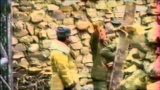 Афганистан 1989. Вывод. Документальные съемки...
