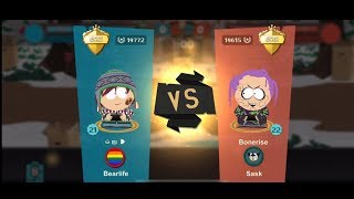 South Park Phone Destroyer: Legendary PvP! Season 9 Top50 Players!