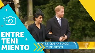 ¿Nació el bebé de Meghan Markle y el Príncipe Harry? | Un Nuevo Día | Telemundo